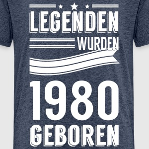1980 - Teenager Premium T-Shirt