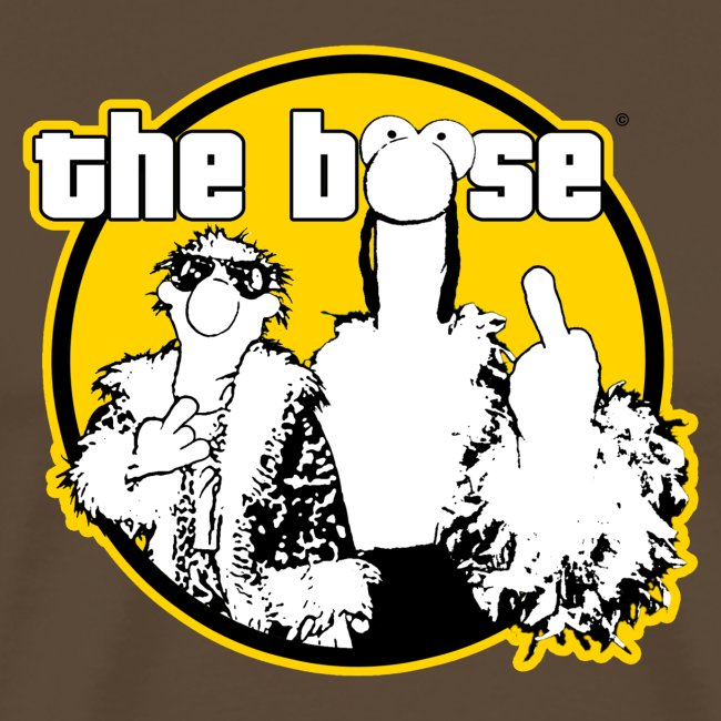 the böse-Logo/ yellow