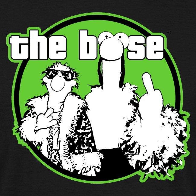 the böse-Logo/ green