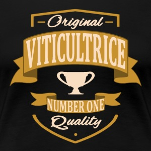 Viticultrice Tee shirts - T-shirt Premium Femme