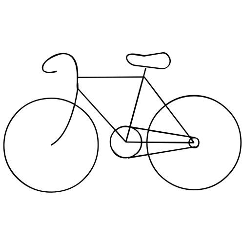 bike cycle cycling logo sport bicycle