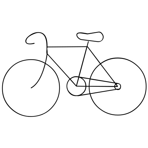 bike cycle cycling logo sport bicycle