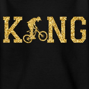 BMX konge T-shirts - Teenager-T-shirt