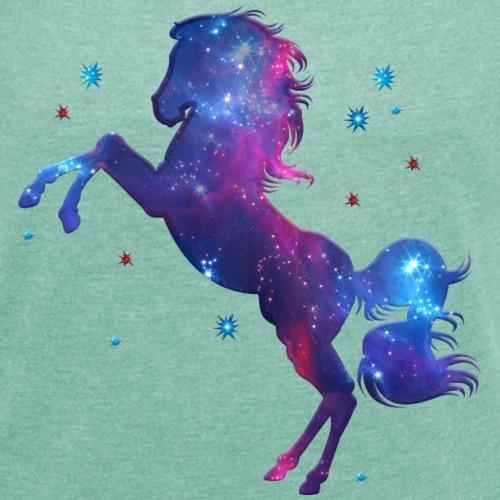 Space Pferd, Universum, Weltraum, Galaxie