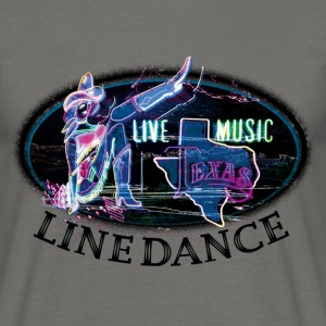 kl_linedance19a T-Shirts - Men's T-Shirt