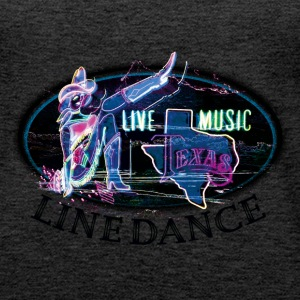 kl_linedance19a Tops - Women's Premium Tank Top