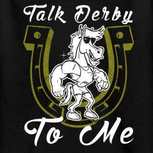 Say ' Derby with me Shirts - Teenage T-shirt