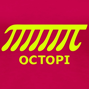 Octopi - Geek Science Shirt T-Shirts - Frauen Premium T-Shirt