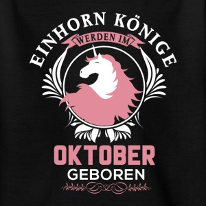Einhorn T-Shirts - Teenager T-Shirt