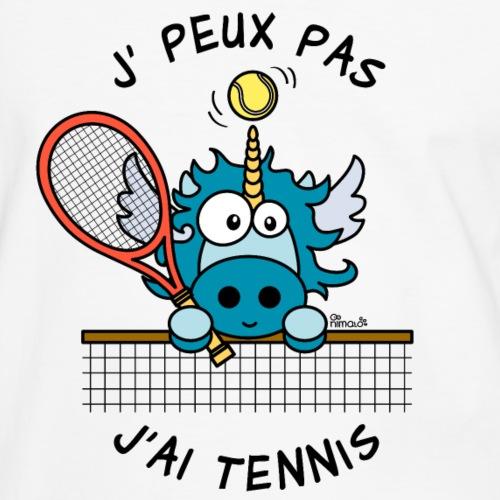Licorne Bleu, Je peux pas, J'ai Tennis