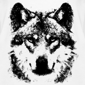 Wolf Tops - Women's Premium Tank Top