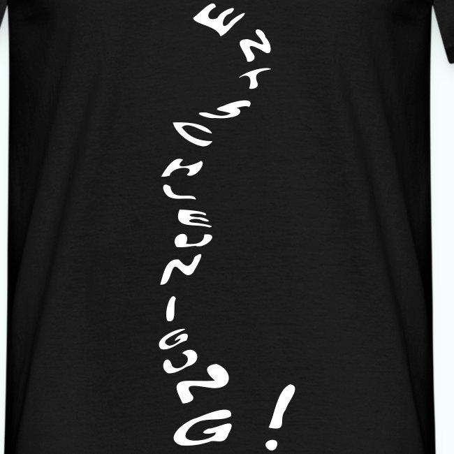 entschleunigung  T-Shirts