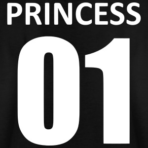 princess 01 T-shirts - T-shirt barn