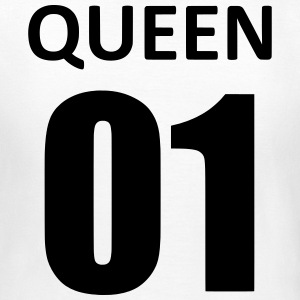 queen 01 T-shirts - Vrouwen T-shirt