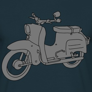 Motorscooter Schwalbe 2 Tee shirts - T-shirt Homme