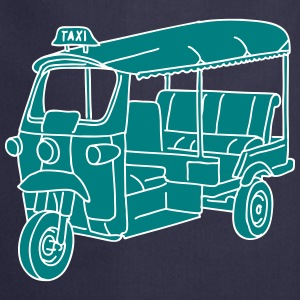 Tuk-tuk or autorickshaw 2  Aprons - Cooking Apron