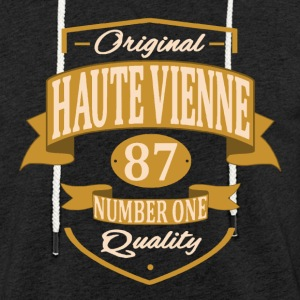 Haute Vienne Sweat-shirts - Sweat-shirt à capuche léger unisexe