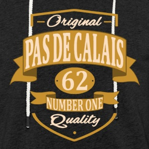 Pas De Calais Sweat-shirts - Sweat-shirt à capuche léger unisexe