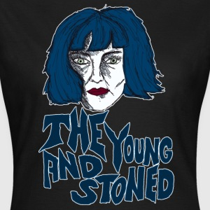 the young and stoned T-Shirts - Frauen T-Shirt
