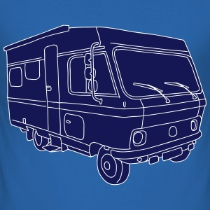 Caravan (mobile home) 2 T-Shirts - Men's Slim Fit T-Shirt