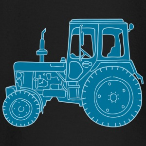 Tractor agriculture 2 Baby Long Sleeve Shirts - Baby Long Sleeve T-Shirt