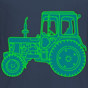 Tractor agriculture 2 Long Sleeve Shirts - Teenagers' Premium Longsleeve Shirt