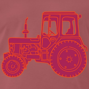 Tractor agriculture 2 T-Shirts - Men's Premium T-Shirt