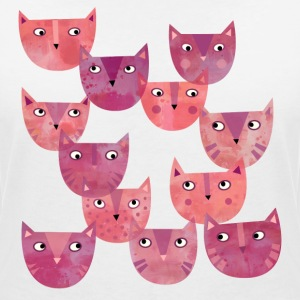 Cat Power - Women's V-Neck T-Shirt