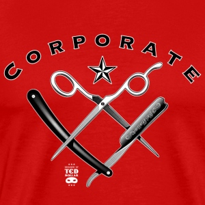 Hairdresser Corporate T-shirts - T-shirt Premium Homme