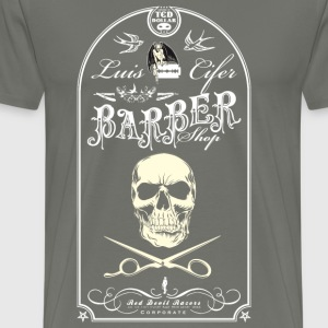 Luis Cifer Barbeshop - T-shirt Premium Homme