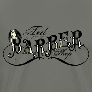 Mutton Chops Beardcut T-shirts - T-shirt Premium Homme