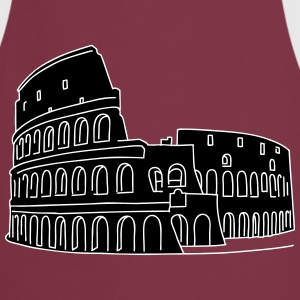 Colosseum in Rome 2  Aprons - Cooking Apron