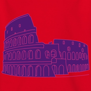 Colosseum in Rome 2 Shirts - Kids' T-Shirt