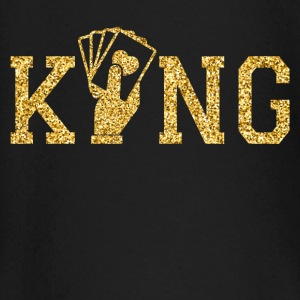 Poker King Baby Long Sleeve Shirts - Baby Long Sleeve T-Shirt
