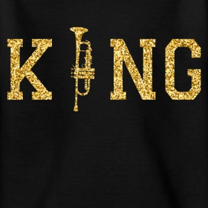 King trumpets Shirts - Teenage T-shirt