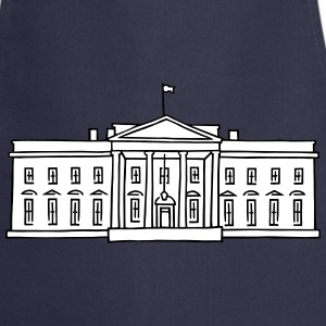 White House in Washington DC 2  Aprons - Cooking Apron