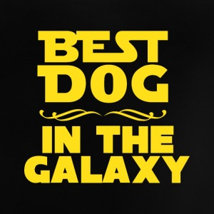Best dog in the galaxy Babytröjor - Baby-T-shirt
