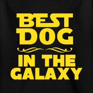 Best dog in the galaxy Shirts - Teenager T-shirt
