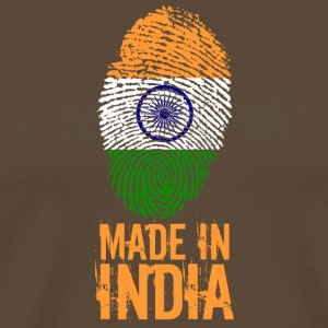 Made in India / Gemacht in Indien - Männer Premium T-Shirt