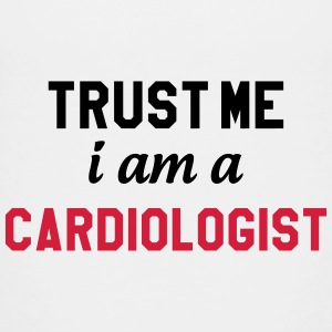 Cardiologist Kardiologe Cardiologue Doctor Shirts - Kids' Premium T-Shirt