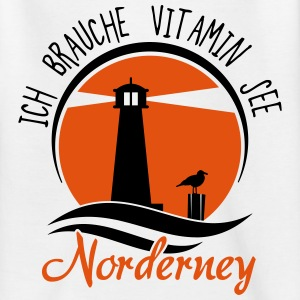 Vitamin See Norderney T-Shirts - Teenager T-Shirt