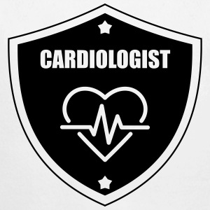 Cardiologist Kardiologe Cardiologue Doctor Baby Bodysuits - Longlseeve Baby Bodysuit
