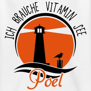Vitamin See Poel T-Shirts - Teenager T-Shirt