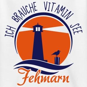 Vitamin See Fehmarn T-Shirts - Teenager T-Shirt