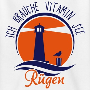 Vitamin See Rügen T-Shirts - Teenager T-Shirt