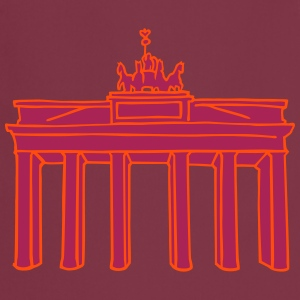Brandenburg Gate in Berlin 2  Aprons - Cooking Apron
