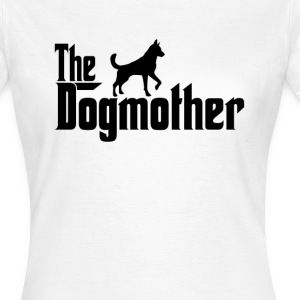 The dogmother.png T-Shirts - Women's T-Shirt