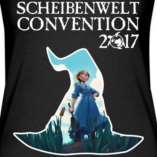 Scheibenwelt Convention 2017 Damen Tank Top Motiv Tiffany