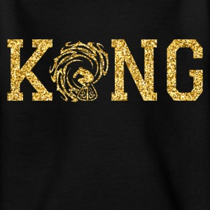Surf koning Shirts - Teenager T-shirt