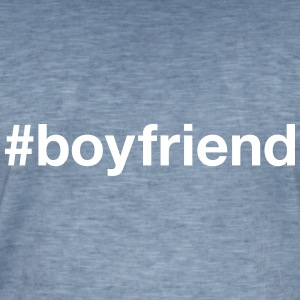 BOYFRIEND - Men's Vintage T-Shirt